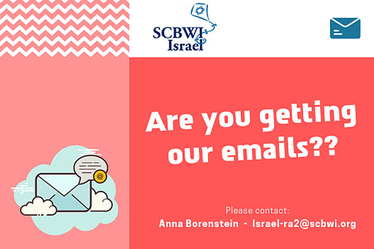If you haven't heard from SCBWI in a while, check your Spam or Promotions folder. Chances are, your email system is sending our messages there automatically. If you're using Gmail, here's how you can prevent that in future. If you find a SCBWI email in your Spam/Promotions folder, click on the email in that folder and DRAG it to your Primary inbox. Here's what that might look like: Once you've dragged the message to your Primary inbox, you'll get a popup message asking if you want this to happen for all future messages from our address. SCBWI emails come from a few different addresses. You'll want to search your email and repeat these steps for at least the following addresses: info@scbwi.org linoliver@scbwi.org webmaster@scbwi.org israel@scbwi.org If you notice any other emails coming from a different SCBWI address, please let us know so we can update this list. You can also move individual emails manually to your Primary inbox to keep track of them better. Just right-click and select Move to Inbox. We hope this helps make sure you can stay on top of SCBWI's communications. If you're still having trouble getting emails, please contact us atisrael@scbwi.org.