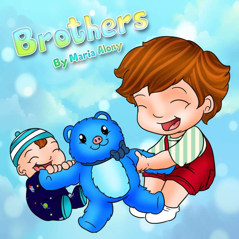 Brothers for SCBWI