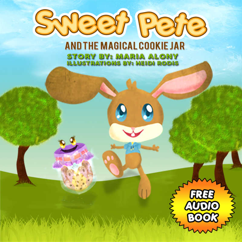 Sweet Pete for SCBWI