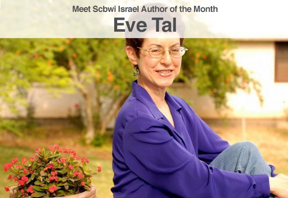 author of the month - Eve Tal
